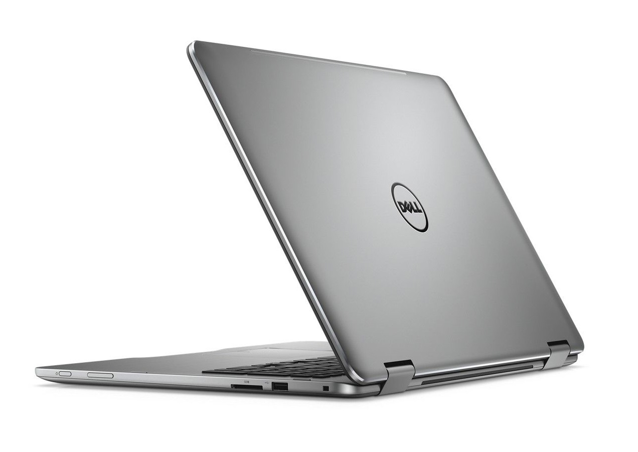 "DELL Inspiron 17z (7773)/i7-8550U/16GB/512GB SSD/17,3""/FHD Touch/CAM/2GB Nvidia MX150/Win 10 PRO/GREY"