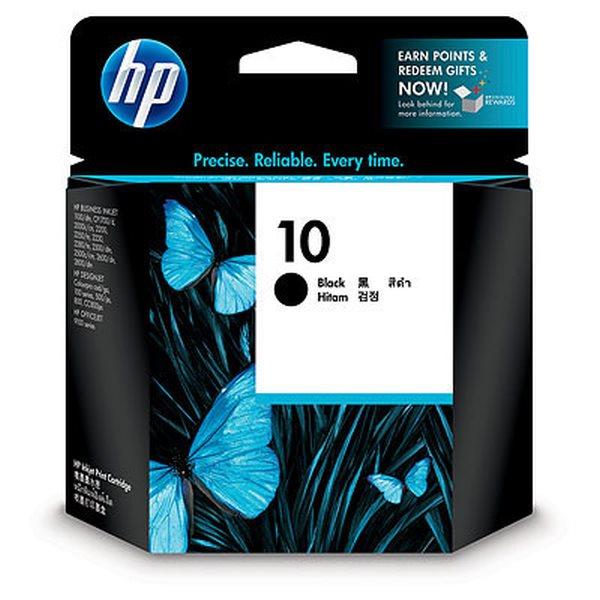 Inkoust HP 10 black | 69ml | cp1700,2000c/cn,bij22XX,2500c/cm
