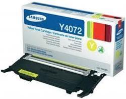 Samsung toner bar CLT-Y4072S pro CLP-320/325/CLX-3185 yellow - 1000str.