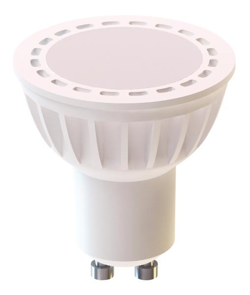 Emos LED žárovka dichroická 8x LED SMD5630, 4W/27W GU10, WW teplá bílá, 283 lm