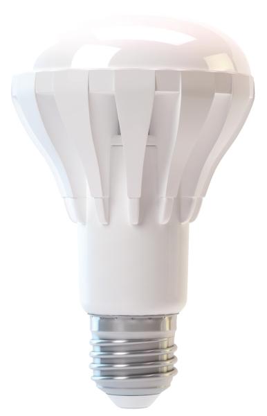 Emos LED žárovka REFLECTOR R63, 10W/61W E27, WW teplá bílá, 820 lm, Premium A+