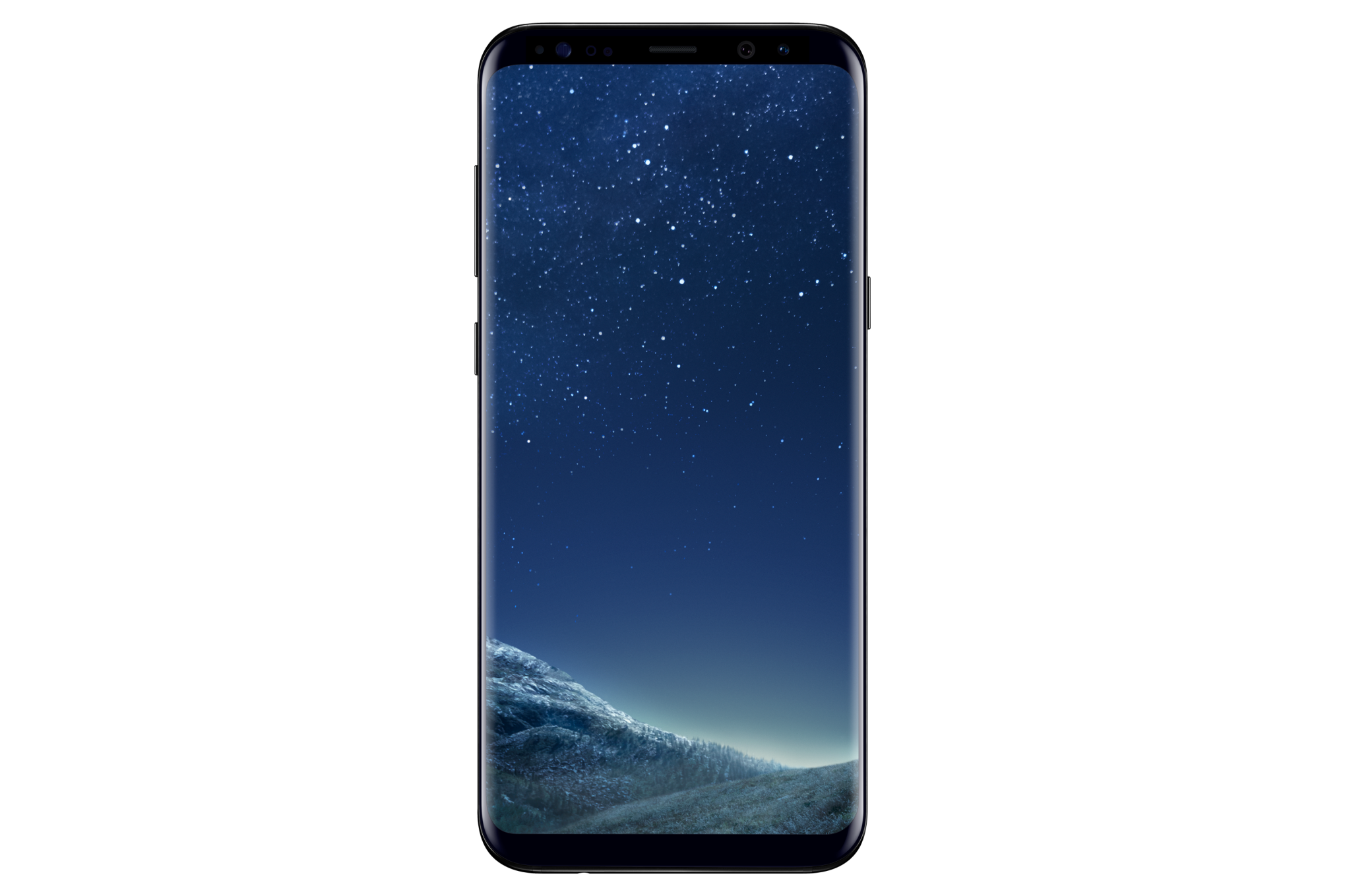 Samsung Galaxy S8+ SM-G955 64GB, Midnight Black