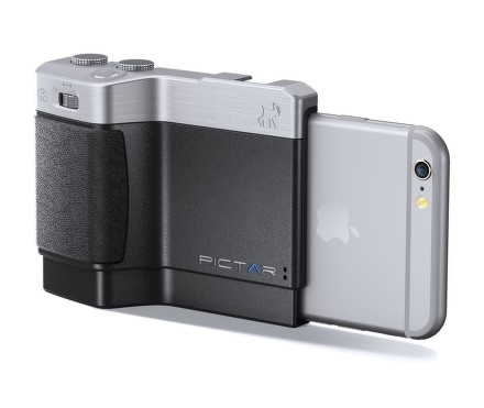 Pictar One Iphone Camera Grip