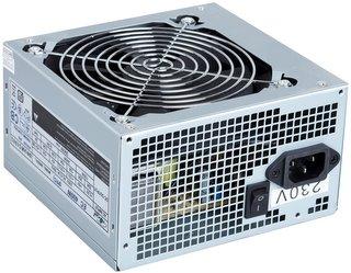 Zdroj Eurocase EC 400W, PFC, 12cm ventilátor, bulk