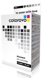 Inkoust COLOROVO 900-BK | Black | 500 ks. | Brother LC900BK