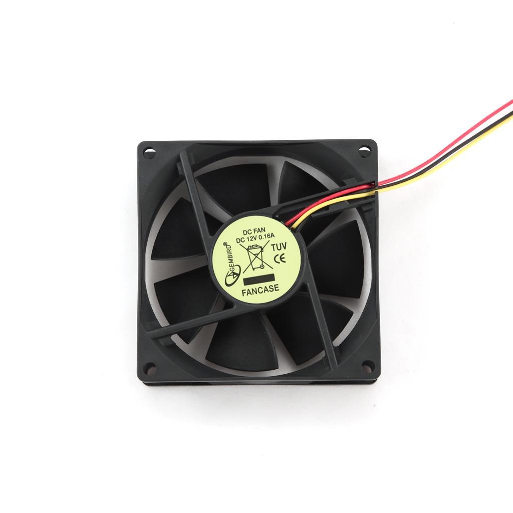 Gembird ventilátor pro PC, 120x120mm, 3-pin