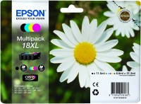 Bundle Epson T1816 CMYK XL MultiPack | XP-102/202/205/302/305/402/405/405WH