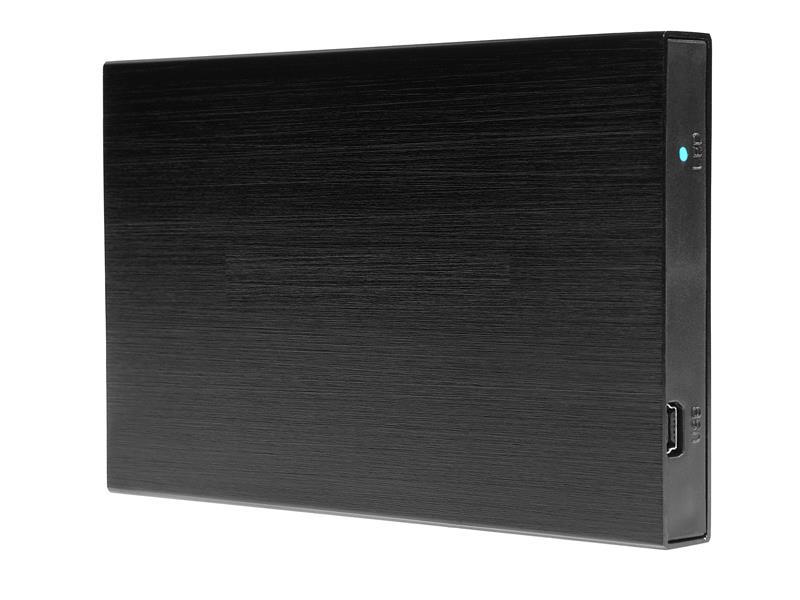 Tracer 723 AL externí box pro HDD 2.5'' SATA (max 750GB), USB 2.0, hliníkový