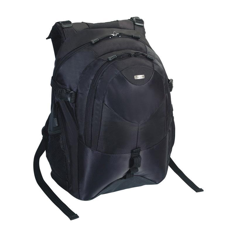 Targus Campus Notebook Backpac, bat'oh na notebook 15.4'' - 16'', černý
