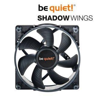 Ventilátor be quiet! Shadow Wings SW1 120mm PWM 120x120x25 1500rpm 18,9dB