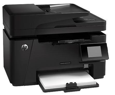HP LaserJet Pro MFP M127fw, HP LaserJet Pro MFP M127fw