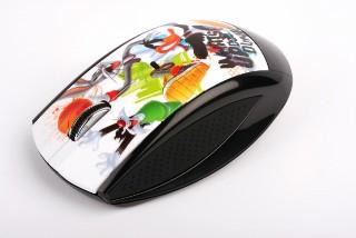 Modecom bezdrátová optická myš MC-619 ART LOONEY TUNES 1