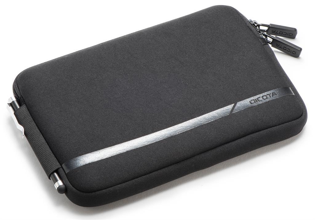 """Dicota Value Sleeve 7"""" Kit, černá, se stylusem"""