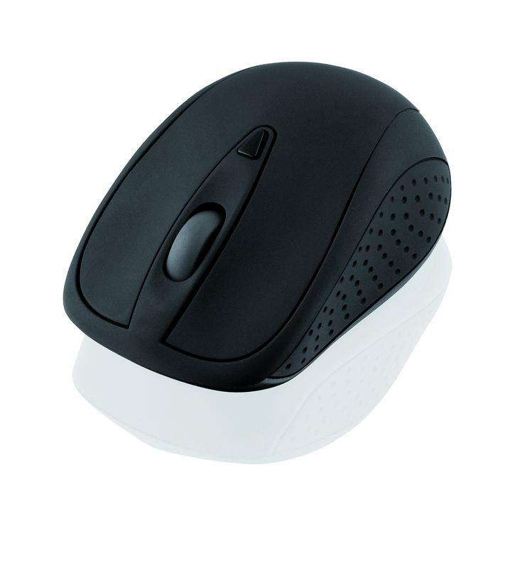 I-BOX SPARROW PRO bezdrátová optická myš, černá