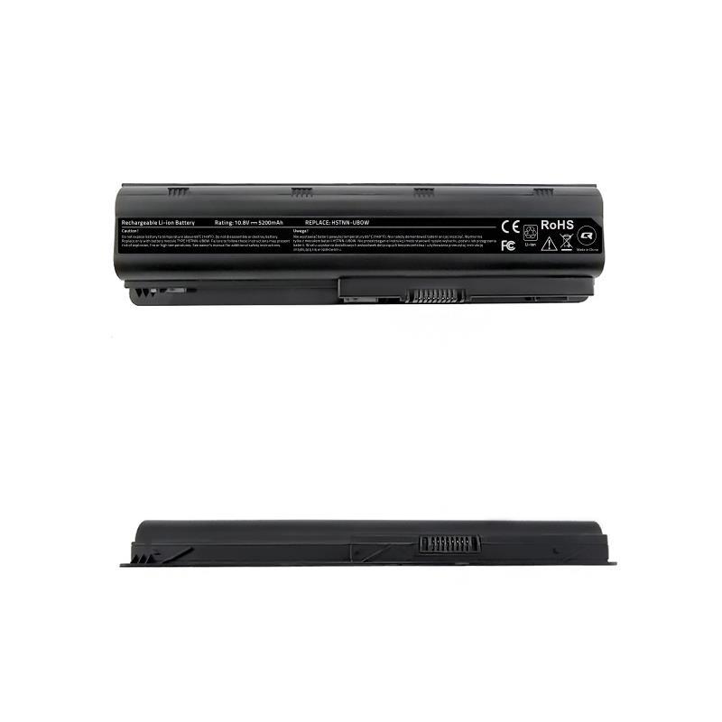 Qoltec Long Life baterie pro notebooky HP/Compaq CQ62, 10.8-11.1V   5200mAh