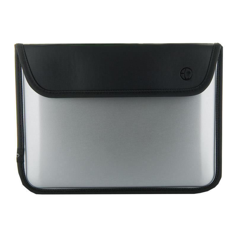 4World Hard Case Pocket   280x215x20mm   9''   stříbro