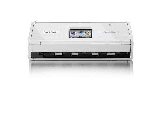 BROTHER skener ADS-1600W (až 24 str/min, 600 x 600 dpi, automatický duplex) WiFi