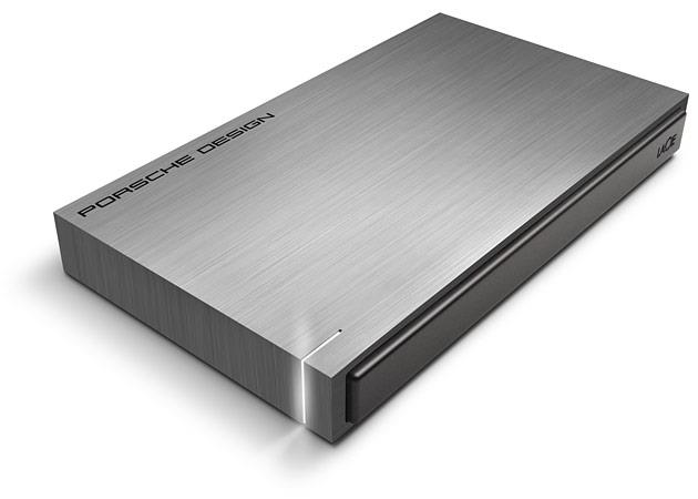 External HDD LaCie Porsche Design P'9220 1,5 TB USB3