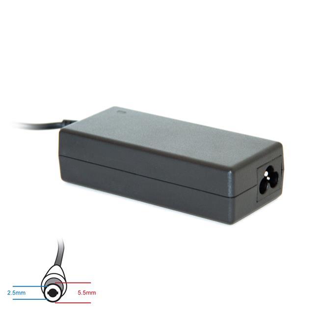 Digitalbox napájecí adaptér pro IBM Lenovo Acer Asus 19V/3.42A 65W, (5.5x2.5)