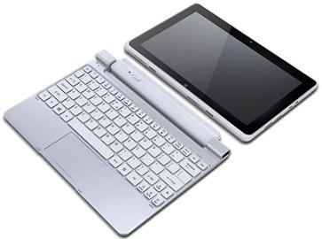 "Acer ICONIA_W511-27602G06iss Atom Z2760 (1,8GHz)/2GB DDR2/SSD 64GB/10"" IPS HD/2xwebcam/2cell/3G/W8 + MS Office"