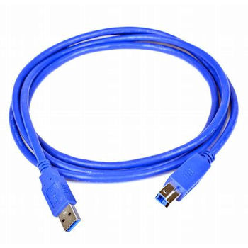 Qoltec Kabel pro tiskárny USB 3.0 AM/BM 2.0m