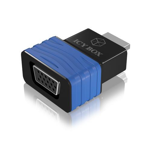 IcyBox HDMI to VGA Adapter