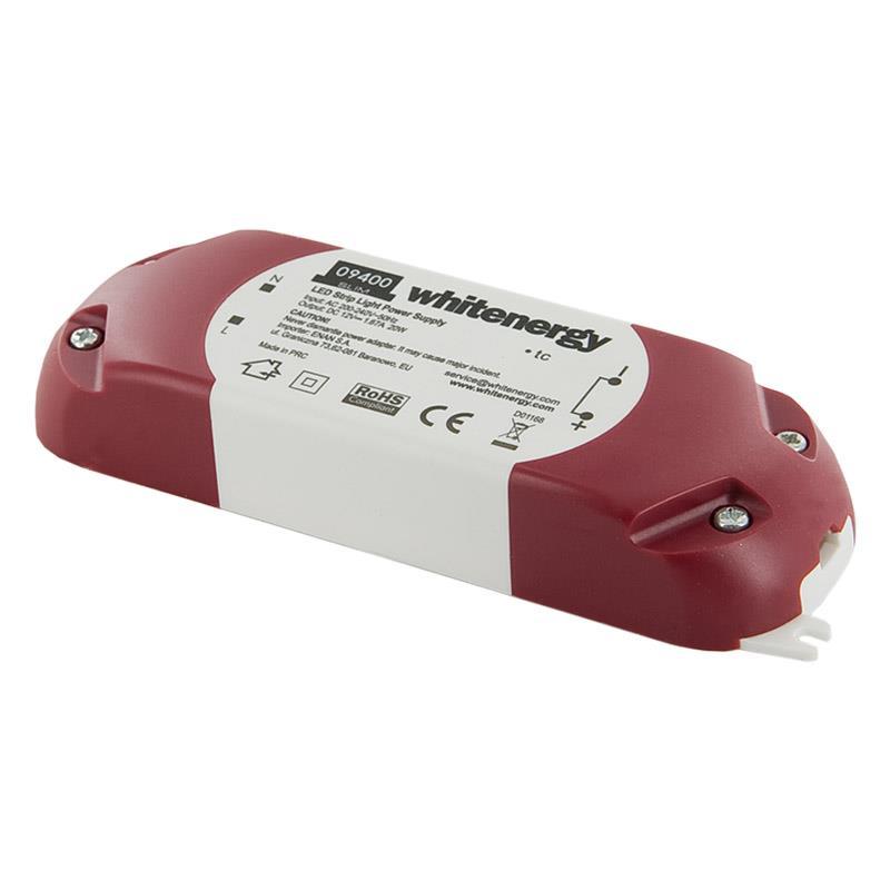 WE Zdroj LED SLIM 230V 20W 12V