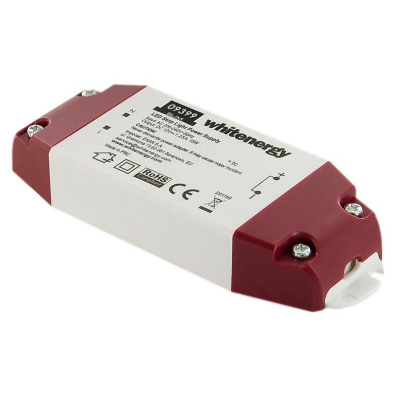 WE Zdroj LED SLIM 230V 15W 12V