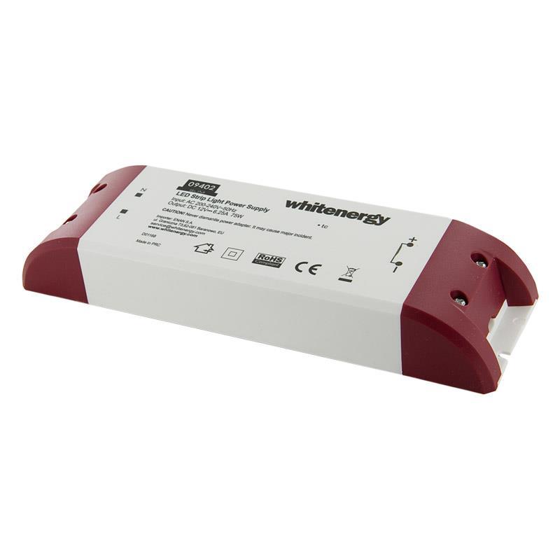 WE Zdroj LED SLIM 230V 75W 12V