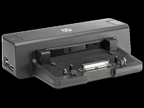HP 2012 230W Docking Station (USB 3.0, display port 1.2)