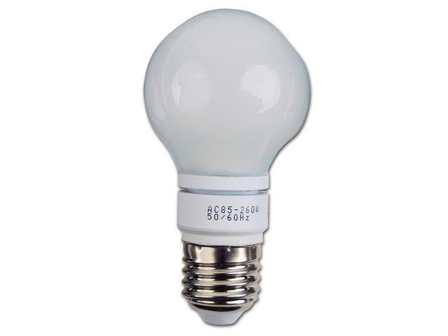 EnerGenie LED žárovka, E27, 2700K, 350LM, 4,5W, CRI80