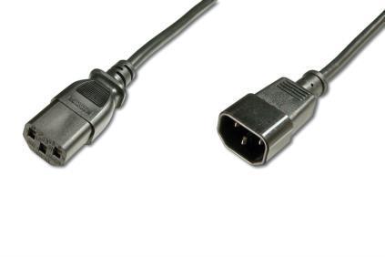 Napájecí prodlužovací kabel Assmann 10A délka 1,8 m