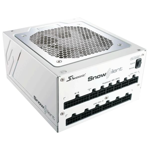 Seasonic P-750 SNOW SILENT EDITION 750W 80 PLUS Platinum, Active PFC