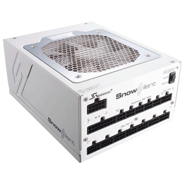 Seasonic P-1050 SNOW SILENT EDITION 1050W 80 PLUS Platinum, Active PFC