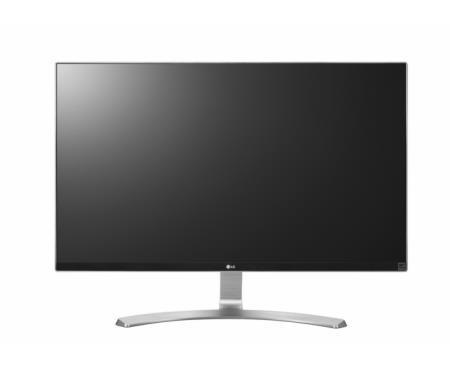 LG LCD 27UD68-W 27'' LED, IPS, 5ms, HDMI/DP, 3840x2160, č