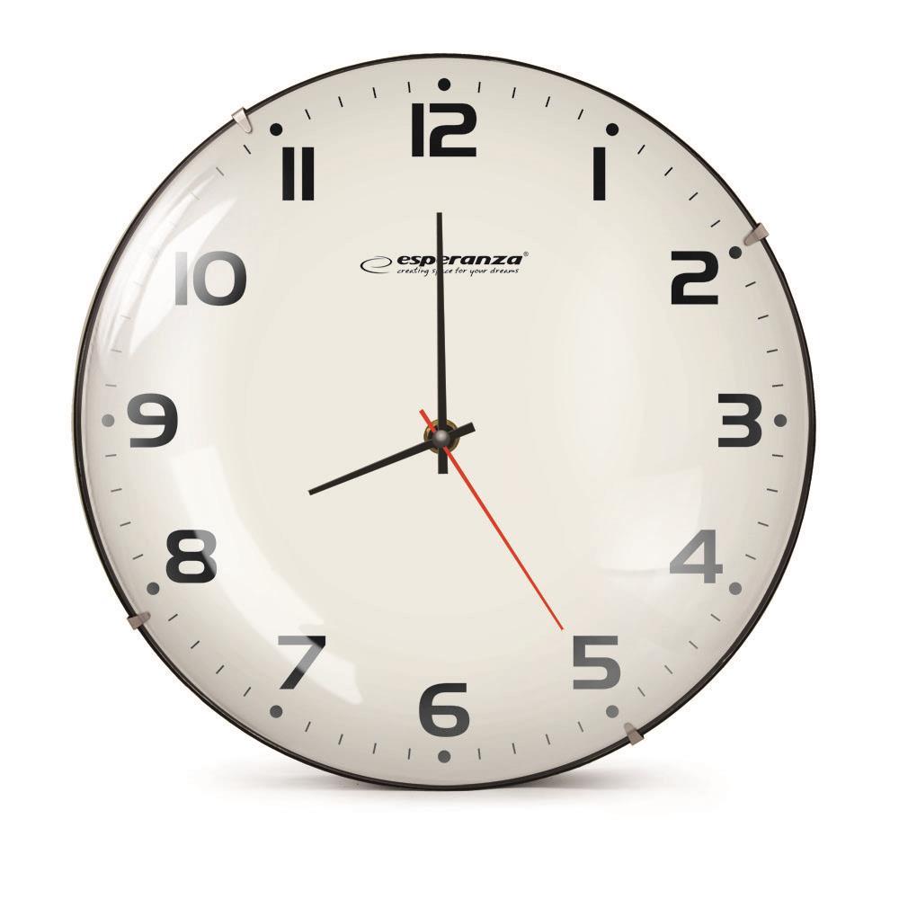 Esperanza EHC018F SAN FRANCISCO nástěnné hodiny