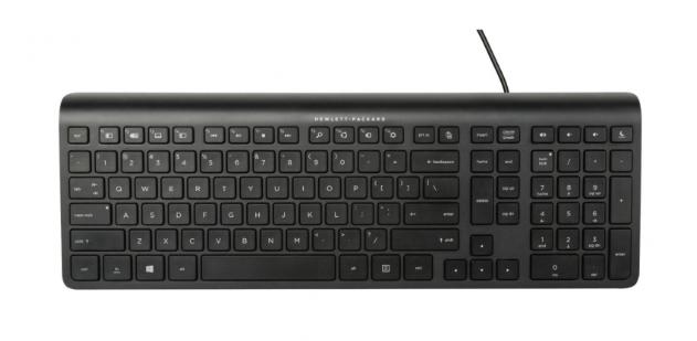 HP K3000 USB Keyboard US/INT Black