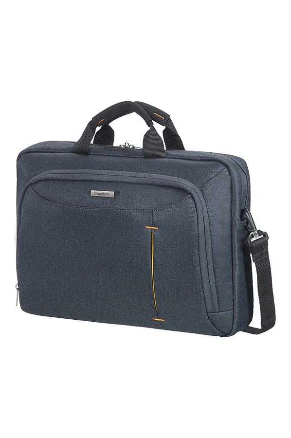 Case SAMSONITE 81D21002 16'' GUARDIT JEANS, computer, docu, pocket, denim