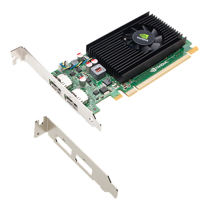 PNY NVIDIA NVS 310, 1GB GDDR3 (64 Bit), 2xDP, Low Profile