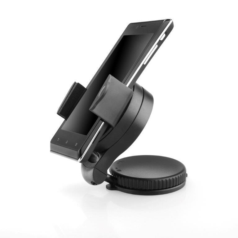GT WF-310 univerzální držák na sklo do auta pro mobilní telefony