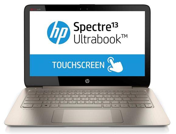 "HP Spectre 13 Pro / dotykový 13.3"" FHD 1920x1080 / i5-4200U 2,6GHz / 4GB / 256GB SSD / BV CAM,AC,BT/ W8.1 Pro64"
