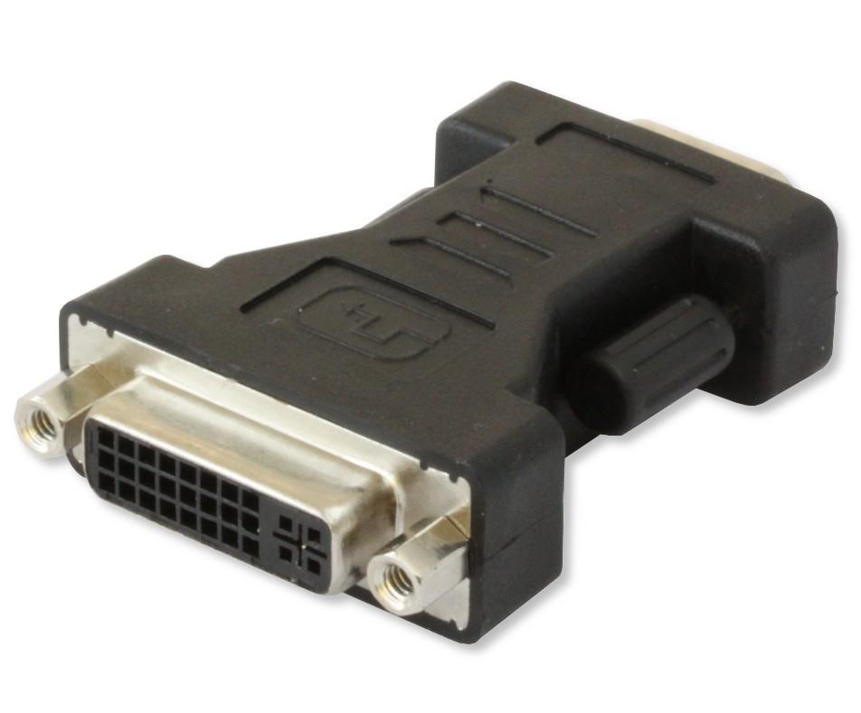Techly adaptér DVI na VGA F/M