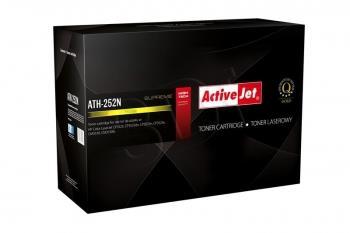 Toner ActiveJet ATH-252N | Yellow | 7000 str. | HP CE252A (504A), Canon CRG-723