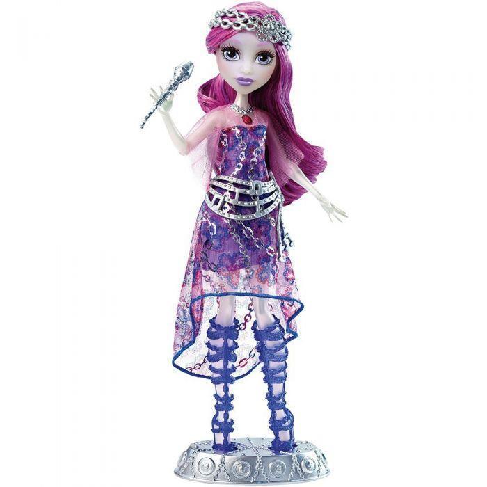 Mattel Monster High Singins Popstar, doll (light and sound)