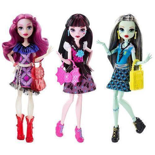 Mattel Monster High Modne straszyciółki Ast.