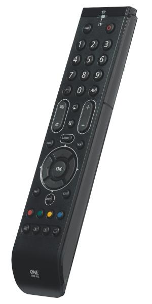 One For All Comfort Essence TV URC7110 - univerzální dálkový ovladač