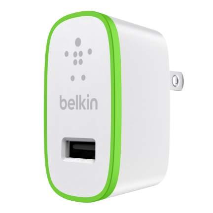 Belkin USB 230V micro nabíječka, 5V/2.4A, bílá
