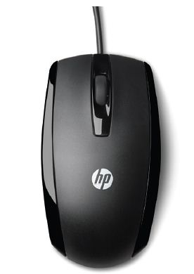 HP myš X500 USB černá
