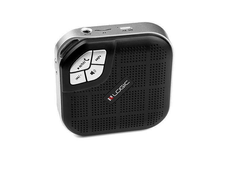 LOGIC reproduktory Bluetooth LS-03B Black