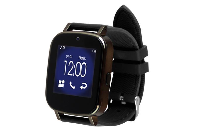 Motive Watch GSM 1.54inch 240x240, BT3.0, 2G GSM microSIM